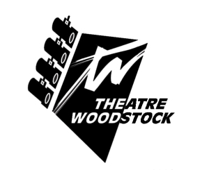 theatre woodstock logo