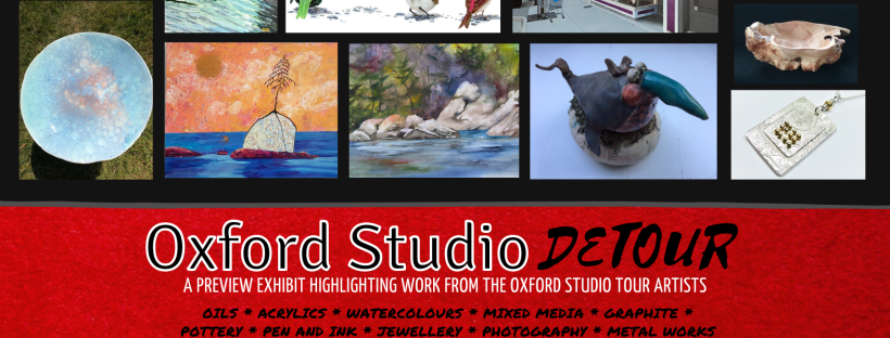 Oxford Studio Detour Invitation